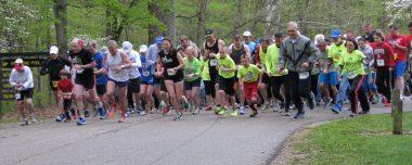 Spring 5K - Walk or Run